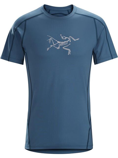 Arc'teryx Phasic Evolution Crew SS Shirt Men Cosmic